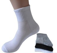 Wholesale bowling clothing for sale - mens socks Long Cotton Socks Male Spring Summer Soild Mesh Socks for all size clothing accessories for male