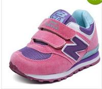 Wholesale children summer shoes online - Spring and Summer New Brand Children s N shoes tide shoes Light and children sports boy s girl s