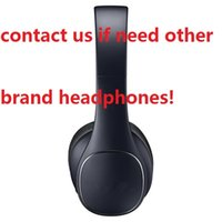 Wholesale usb bluetooth headphones - Evel Bluetooth headset Wireless Headphones Contact US For Brand Wireless 2.0 Headphones with Retail Box DHL Free