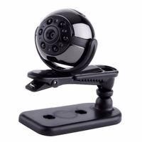 micro cámara digital mini al por mayor-Original SQ9 Mini cámara 1080 P HD Grabadora de video Noche infrarroja Detección de movimiento Micro cámara 360 grados Rotación Cámara digital