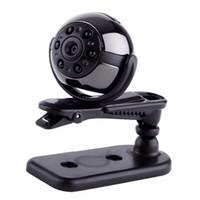 dahua 4k venda por atacado-Original SQ9 Mini Câmera 1080 P HD Gravador de Vídeo Infravermelho Night Motion Detection Micro Câmera de 360 Graus de Rotação Câmera Digital