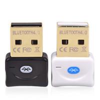 Wholesale Good quality Wireless USB Bluetooth Adapter Mini Bluetooth Dongle CSR Bluetooth Transmitter Mbps M Windows XP