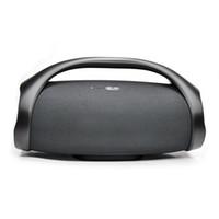 хорошее качество bluetooth speakers оптовых-Высокое качество Бумбокс Bluetooth динамик 3D HIFI сабвуфер громкой связи открытый портативный стерео сабвуферы с розничной коробке хороший пункт
