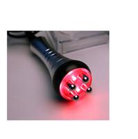 ingrosso usato macchina rf-2018 portatile 40K sistema di cavitazione ultrasonica rf corpo che dimagrisce la macchina di ringiovanimento della pelle per il salone di bellezza spa uso domestico