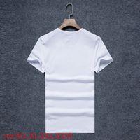 Wholesale cotton tshirts - 2018 new arrived tshirts 100 cotton round lack for men