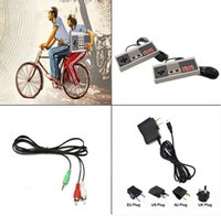 Wholesale nes controllers - Free shipping DHL NES 620 500 Gamepad Gamestick Controllers with retail box