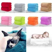 Wholesale Pets Carpet - Spring Blanket Air Conditioning blanket Comfortable Carpet Rugs Soft Kids Pet Blanket Beach Towel Blankets blankets KKA3983
