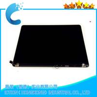 macbook pro lcd display großhandel-Jahr 2013 2014 brandneue Laptop A1398 LCD-Display-Baugruppe für MacBook Pro Retina 15