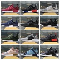 Wholesale Shoes Men 45 - 2018 NMD_XR1 PK Running Shoes Cheap Sneaker NMD XR1 Primeknit OG PK Men Women Running Shoes Sneakers Size 36-45