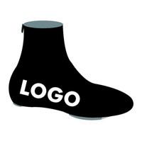 cubiertas de zapatos de lycra al por mayor-Cubierta de zapatos de lycra o cubierta de zapatos de lana térmica de invierno 2018 Cubiertas de calzado de ciclismo personalizadas / Cubiertas de calzado deportivo, Zapatos de sobre en bicicleta envío gratis