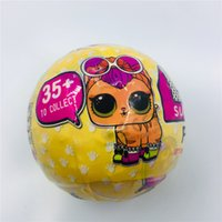 Wholesale pet toys for girls for sale - 7 cm Series pet ball Random Doll Toys for Kids Christmas Gift For Boys Girls
