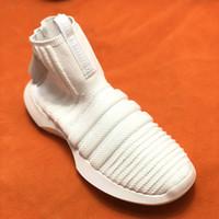 deli ışıklar toptan satış-2018 Yeni Çılgın 1 ADV Çorap PK Dart Işık Gibi Çılgın Primeknit Spor Ayakkabı Koşu Sneakers Ücretsiz Kargo Rahat Ayakkabı