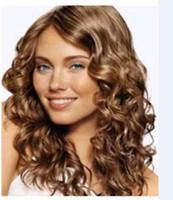 Wholesale Magic Hair Roller Curlers - DIY MAGIC LEVERAG Magic Hair Curler Roller Magic Circle Hair Styling Rollers Curlers Leverag perm 18pcs set good quality