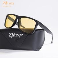 mens gece görüş gözlükleri toptan satış-Marka güneş gözlüğü Erkek kadın Yaz lüks güneş gözlüğü UV400 Koruma Spor Güneş gözlükleri erkek sunglass Gece Görüş Gözlükleri