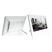 Wholesale sd card video player online - Support GB SD Cards inch HD Digital Photo Frame Album Picture With MP4 Movie Player Function Built in Speakers S