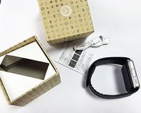 surveille l'iphone de synchronisation achat en gros de-Bluetooth Smart Watch GT08 Pour Apple iPhone IOS Android Téléphone Wrist Wear Support Sync Smart Clock Sim Card