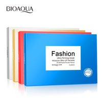 Wholesale good cosmetics online - Fashion Item BIOAQUA Fashion Facial Mask g Children s facial silk protein mask Famous Cosmetic Multi colors good item