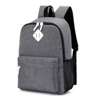 Wholesale hot girls s for sale - 2018 Hot Male BackpacSchool s For Teenager girls Chain Oxford Waterproof Backpack Men Backpack Casual Nylon backpacks