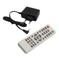 sintonizador de tv hdmi al por mayor-Marsnaska DVB-T / T2 reveiver Digital Terrestre HDMI 1080P DVB-T DVB-T2 VGA AV Receptor sintonizador de TV CVBS con control remoto
