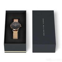 Wholesale blue express - Fashion women 36mm fashion men 40mm stainless steel rose gold men's watch quartz wristwatch batch hot express women's watch