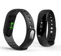 Wholesale rate data - ID101 Bluetooth Heart Rate Automatic Sleep Monitoring Health Data Share ID101HR Fitness Tracker Smart Bracelet For Android IOS