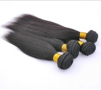 Wholesale discounted virgin remy hair for sale - 2018 Factory Discount price TOP quality Indian Virgin Remy hair weave silky straight mix length oz pc