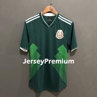 Wholesale R H - Player Version Mexico Home Away Football Soccer Jerseys Green White Shirt Chicharito H. Lozano G. Dos Santos H. Herrera M. Layun R. Jimnez