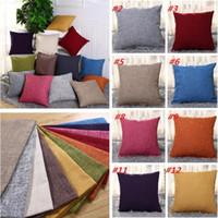 Wholesale Blank Linen Pillow Covers Buy Cheap Blank Linen Pillow
