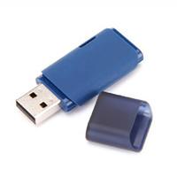 1gb usb-stick großhandel-10 Stück 16 GB 32 GB Kein Logo Kunststoff USB Stick USB Stick U Festplatte USB3.0 Mini ABS USB Sticks