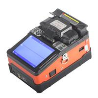 fiber ekleme makinesi toptan satış-A-81S Optik Fiber Fusion Splicer Fiber Optik Kaynak Yapıştırma Makinesi