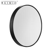 espejo redondo al por mayor-3.5inch 15X Magnifying Round Makeup Makeup Mirror con Ventosas Accesorio Espejo Cosméticos Herramientas Magnificación Herramientas de Belleza