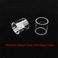 Wholesale cheap wholesale bulbs - Wholesale Horizon Falcon Tank 5ml Replacement Glass Tube With DHL Free Shipping buy cheap Horizon Falcon Tank 5ml bulb fatboy Glass tube