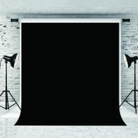 Wholesale backdrops for photography for sale - Group buy Dream x7ft x220cm Pure Black Portrait Backdrops for Photographer Photography Background Prop Adults Photo Studio Backdrops