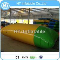 Wholesale inflatable rentals resale online - x2m Inflatable Water Catapult Blob Water Blob Rental For Sale Inflatable Water Blob Jump