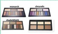göz paleti mat toptan satış-Ücretsiz Kargo ePacket SıCAK Yeni Makyaj 12 renkler Matt göz farı paleti göz farı 30g
