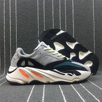 brand new 43cdf 0c8b5 Adidas yeezy boost 700 supreme 2018 Hot Sale 500 Blush Desert Rat Kanye  West 700 Wave Runner 500 Sneakers Zapatillas de deporte de diseño Athletic  Sneaker ...