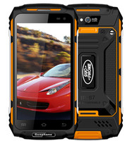 quad grün großhandel-5.0INch Waterproof GuoPhone X2 mit 2GB RAM 16GB ROM TDD-LTE FDD-LTE Großer Speicher Quad-Core MTk6580 SHOW 3GB 32GB Schwarz Grün Orange Telefon