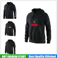 Wholesale New Trendy Clothes - NEW AIR UA Just do it clothes Running Style Man Long Sleeves Hoodies Sweatshirts Trendy Hip Hop Sport Sweater Coat JACKET Fashion under