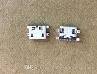 conector de um toque venda por atacado-Para Alcatel One Touch POP C7 Dupla 7040 micro usb cobrar a carga do conector de encaixe soquete da porta