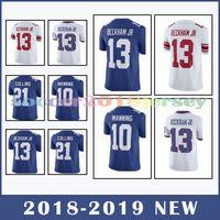 Wholesale barkley jersey for sale - New York Giants Jersey Saquon Barkley Odell Beckham Jr Landon Collins Men s football jerseys