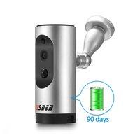 sensor de pir e câmera de segurança venda por atacado-BESDER Bateria Sem Fio HD 960 P Câmera IP Áudio Bidirecional PIR Sensor de Movimento P2P Indoor Sem Fio Home Security WiFi Câmera IP
