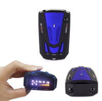 Wholesale Detector Gps - Car Detector 360 Degree Anti Police Radar Detector V7 For Car Speed Limited GPS Radar Detector
