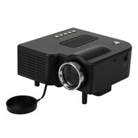 Wholesale Android Computer Hdmi - Selling UC28+ LED Mini micro projector home even Android Apple computer HD projector