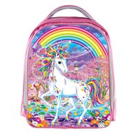 Wholesale Backpacks For Toddler Girls - Unicorn Backpack for Girls Boys Animal Bag cartable enfant Children School Bags Kawaii mochila Toddlers Cartoon Kindergarten Bag