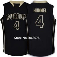 a4ee6cbc0829 Wholesale throwback basketball jerseys resale online - Cheap custom Purdue  Boilermakers College Robbie Hummel Throwbacks Basketball