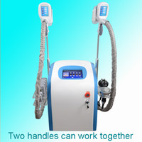Wholesale skin tightening cavitation portable machine - home cryolipolysis fat freezing machine fat reduce portable zeltiq cryolipolysis lipolaser cavitation RF skin tighten weight loss