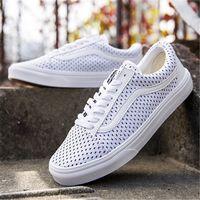 Wholesale nordic men - Vans x END OG Old Sokol LX Women Men Skateboarding Shoes Sports Shoes Nordic Wool Black White Canvas Shoes size 35-44