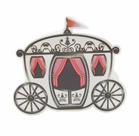 Wholesale cinderella wedding decorations resale online - Romantic Fairy tale Favors Gifts Baby Shower Wedding Candy Box Cinderella Pumpkin Carriage wedding decoration marriage