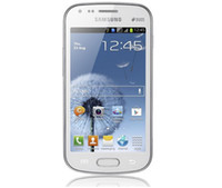 Wholesale android os cell phones - Original Samsung GALAXY Duos S7562i 4.0 inch TFT Screen 4G ROM Android OS WIFI GPS Blluetooth WCDMA 3G Unlocked Cell Phone Refurbished