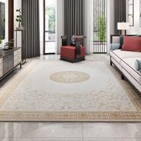 chinesische teppiche großhandel-Neue chinesische teppiche für wohnzimmer dekoration carpet schlafzimmer sofa couchtisch teppich arbeitszimmer bodenmatte luxus teppiche